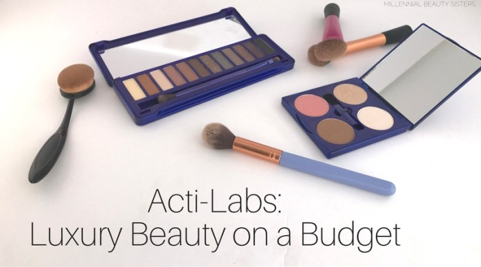 Acti-Labs is a fairly new company here in the US but they have a lot of awesome products at an affordable price from tons of great reps like Shelby!