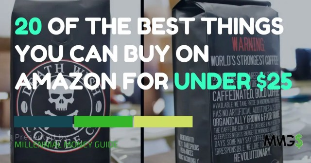 20 Cool Products on Amazon for Under $25