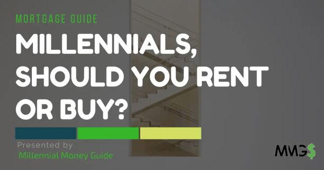 Are Millennials Buying Homes