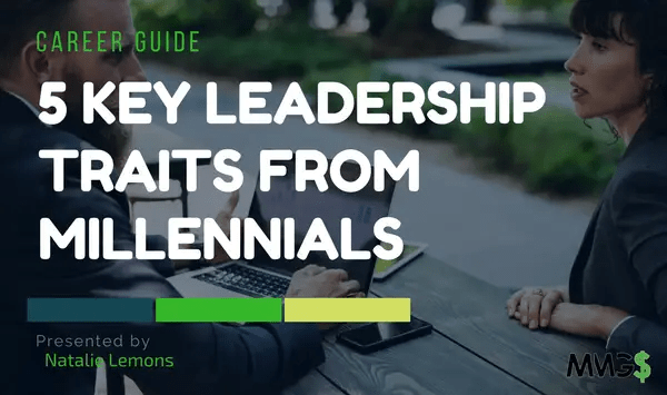 millennials leadership