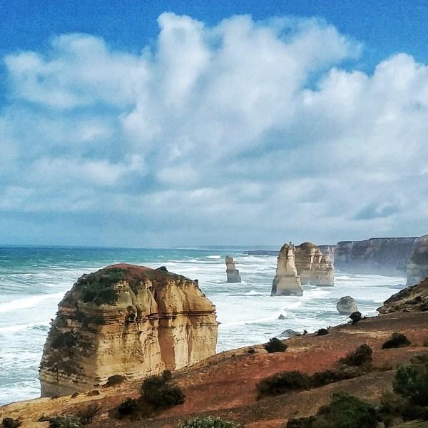 Great Ocean Road, Twelve Apostles, Melbourne, Victoria, Australia