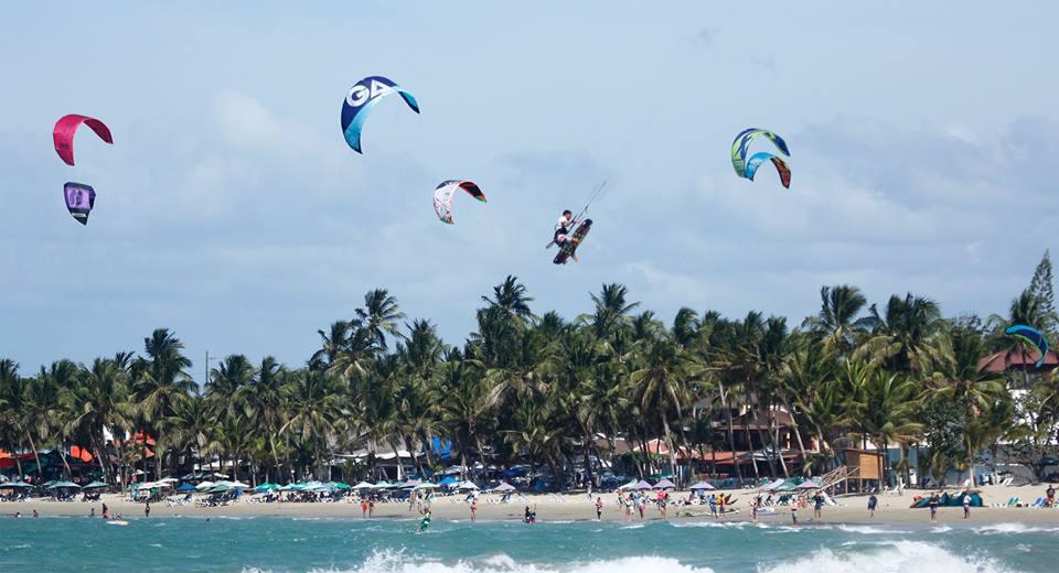 Kite Festival Dominican Republic
