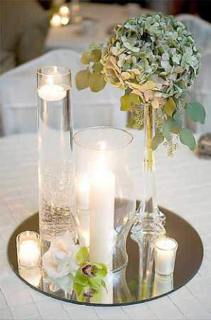ROUND GLASS VASES FOR CENTERPIECES Vases Sale