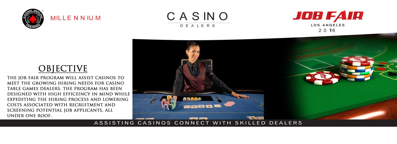 blog millennium casino dealer academy