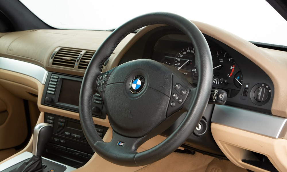 medium resolution of  bmw 540i sport for sale interior 2