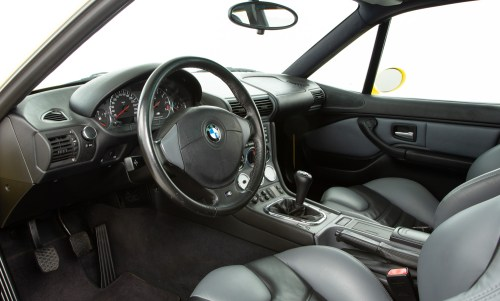 small resolution of  bmw z3 m coupe for sale interior 2