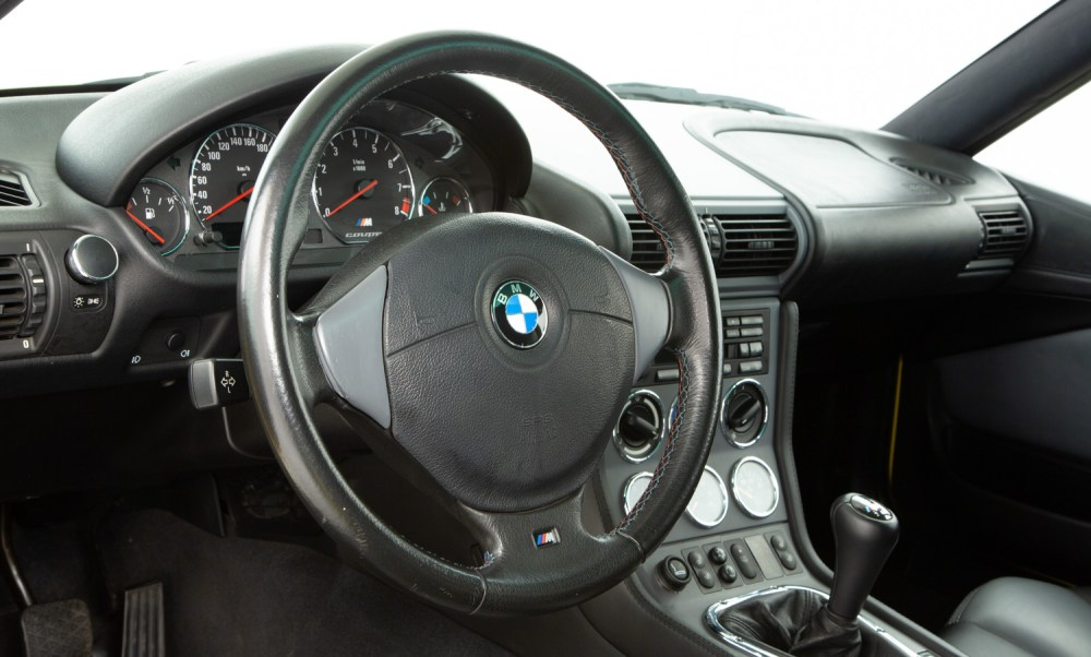 medium resolution of  bmw z3 m coupe for sale interior 3