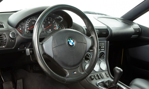 small resolution of  bmw z3 m coupe for sale interior 3