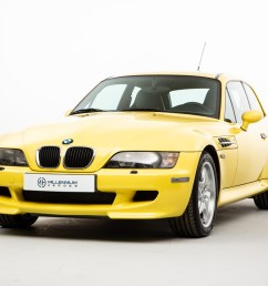 bmw z3 m coupe for sale exterior 1  [ 1500 x 904 Pixel ]