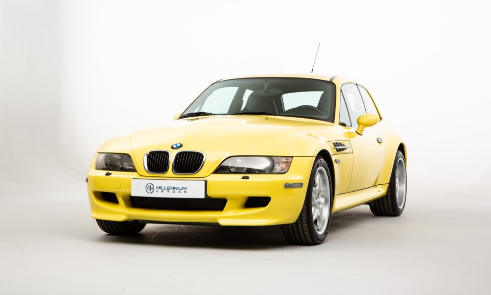 medium resolution of bmw z3 m coupe for sale exterior 1
