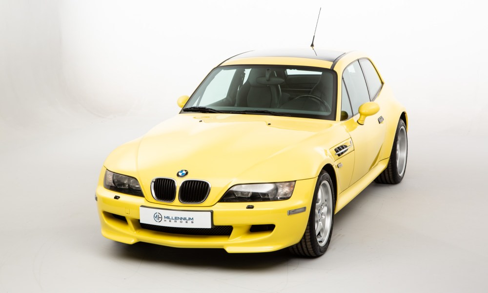 medium resolution of  bmw z3 m coupe for sale exterior 4