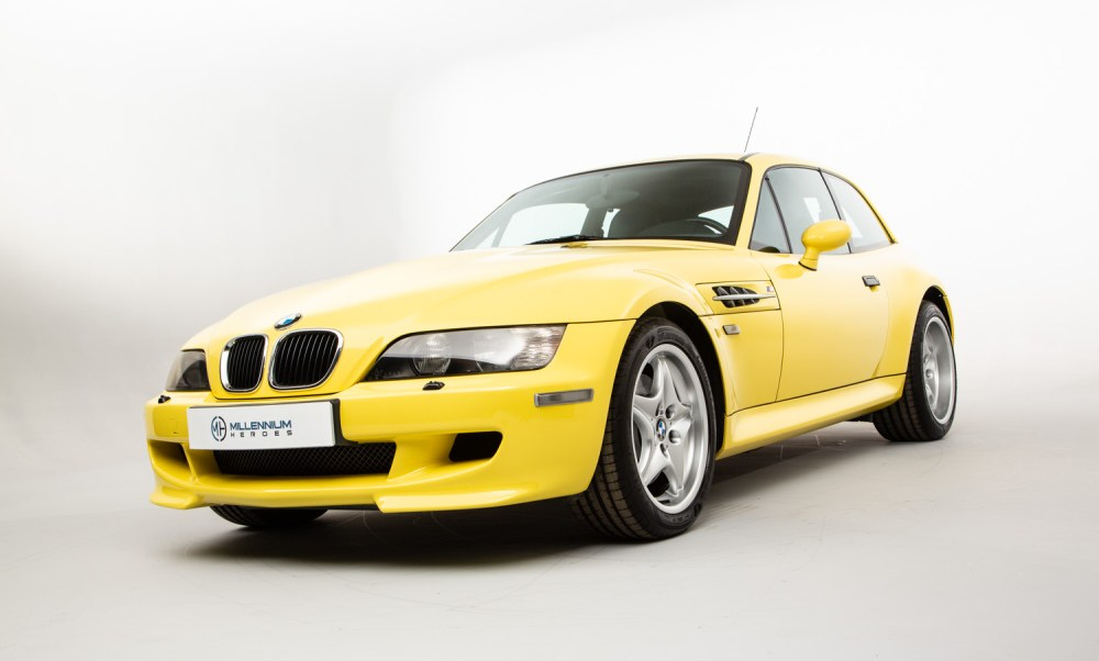 medium resolution of  bmw z3 m coupe for sale exterior 3