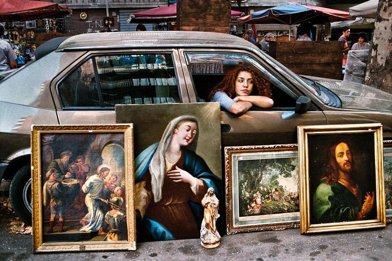Le fotografie di Steve McCurry in mostra a Roma