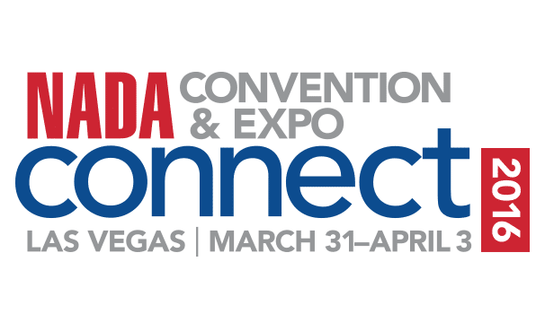 NADA Convention and Expo 2016 logo
