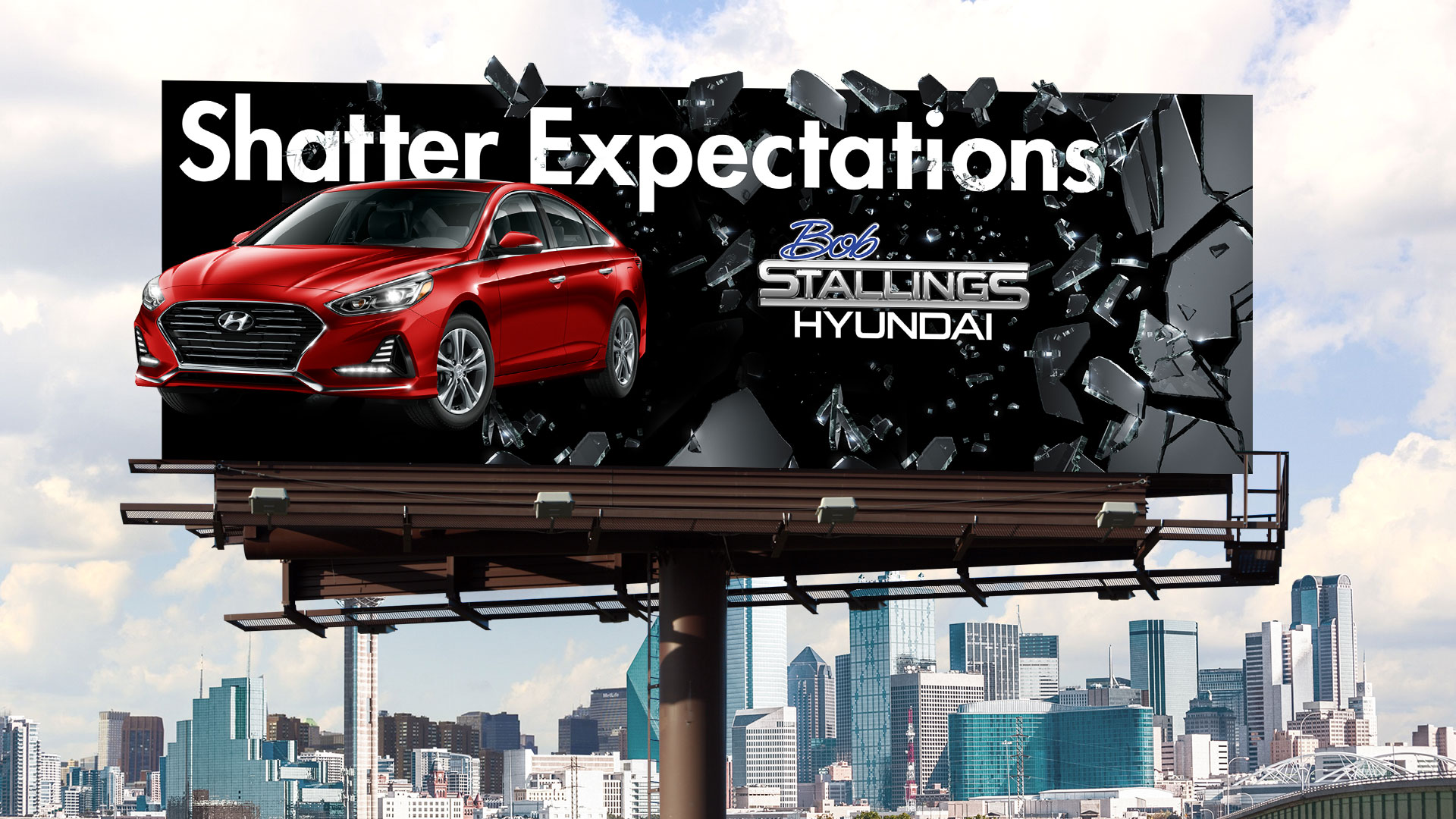 Billboard: Bob Stallings Hyundai Shatter Expectations