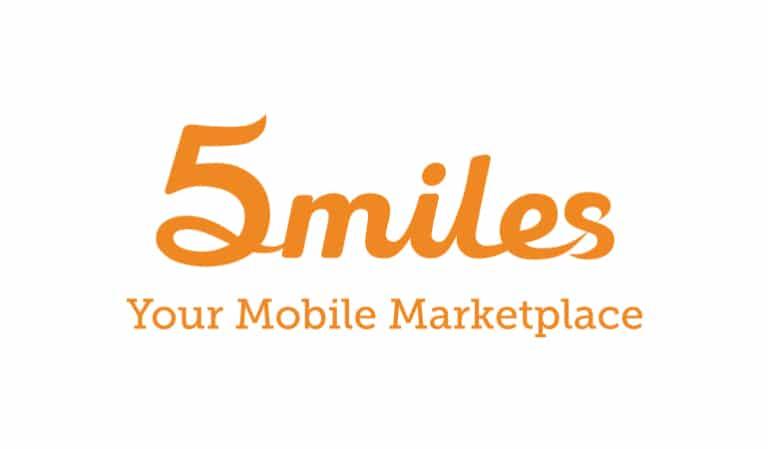 5Miles Logo