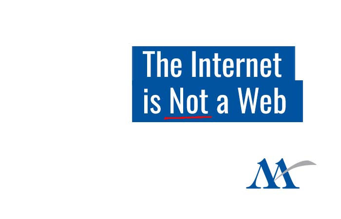 miller blog titles the internet is not a web
