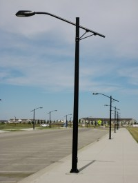 Lighting Pole and Structure Design Projects