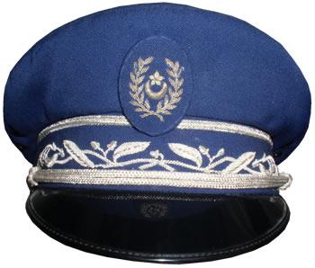 Commissaire de police en Algerie