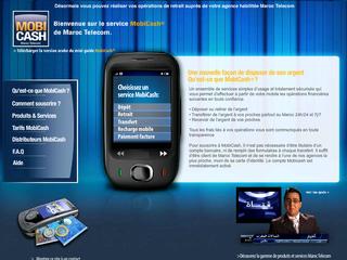 Mubicash de Maroc Telecom