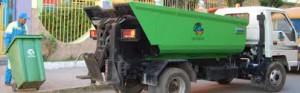 casablanca collecte déchets
