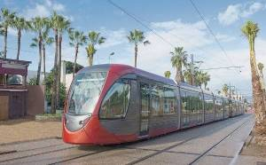 tramway sur pneu marrakech