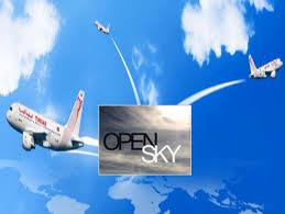 open sky tunisie