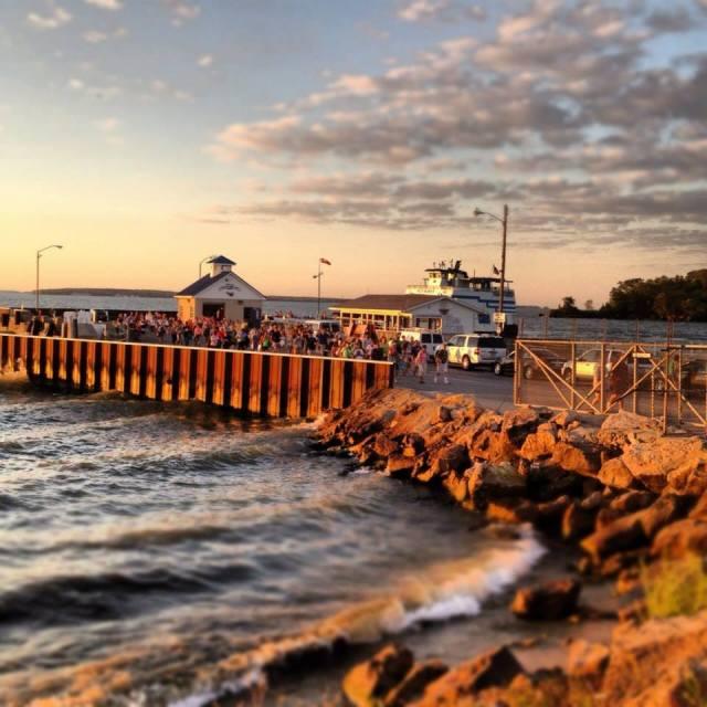 Miller Ferry Catawba Dock Terminal