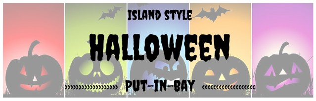 Halloween at Put-in-Bay Ohio