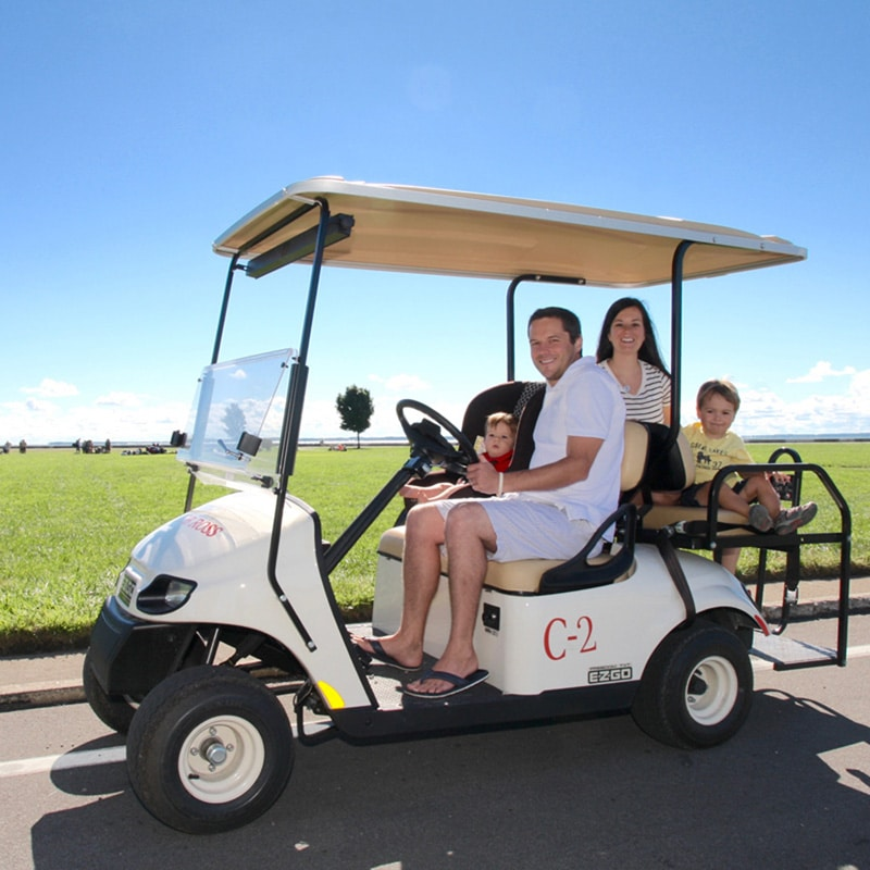 Golf Cart Coupons Available in Things to Do