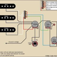 Standard Stratocaster Wiring Diagram Animal Cell Structure And Function Strat Schematics Miller Guitar Source Fender American