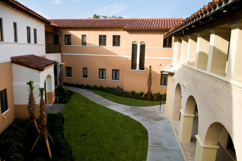 Rollins College Strong Hall