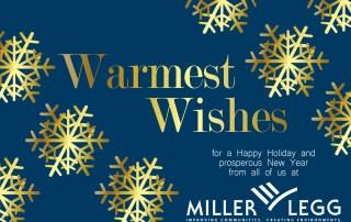 Miller Legg Holiday Card 2015