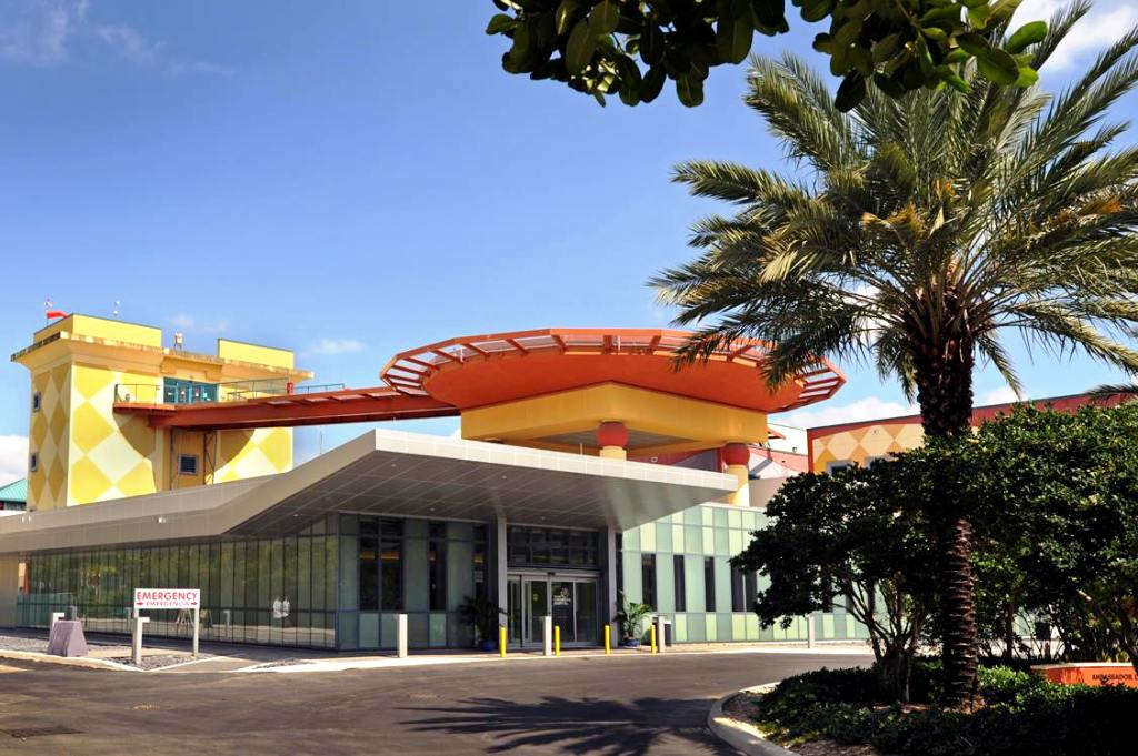 Nicklaus Childrens Hospital Expansion Helipad