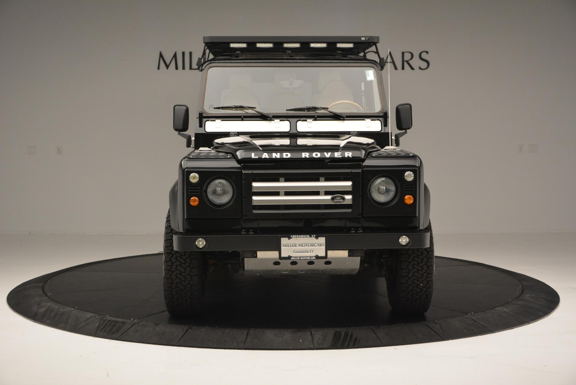 1985 LAND ROVER Defender 110 Stock 7008C for sale near Greenwich