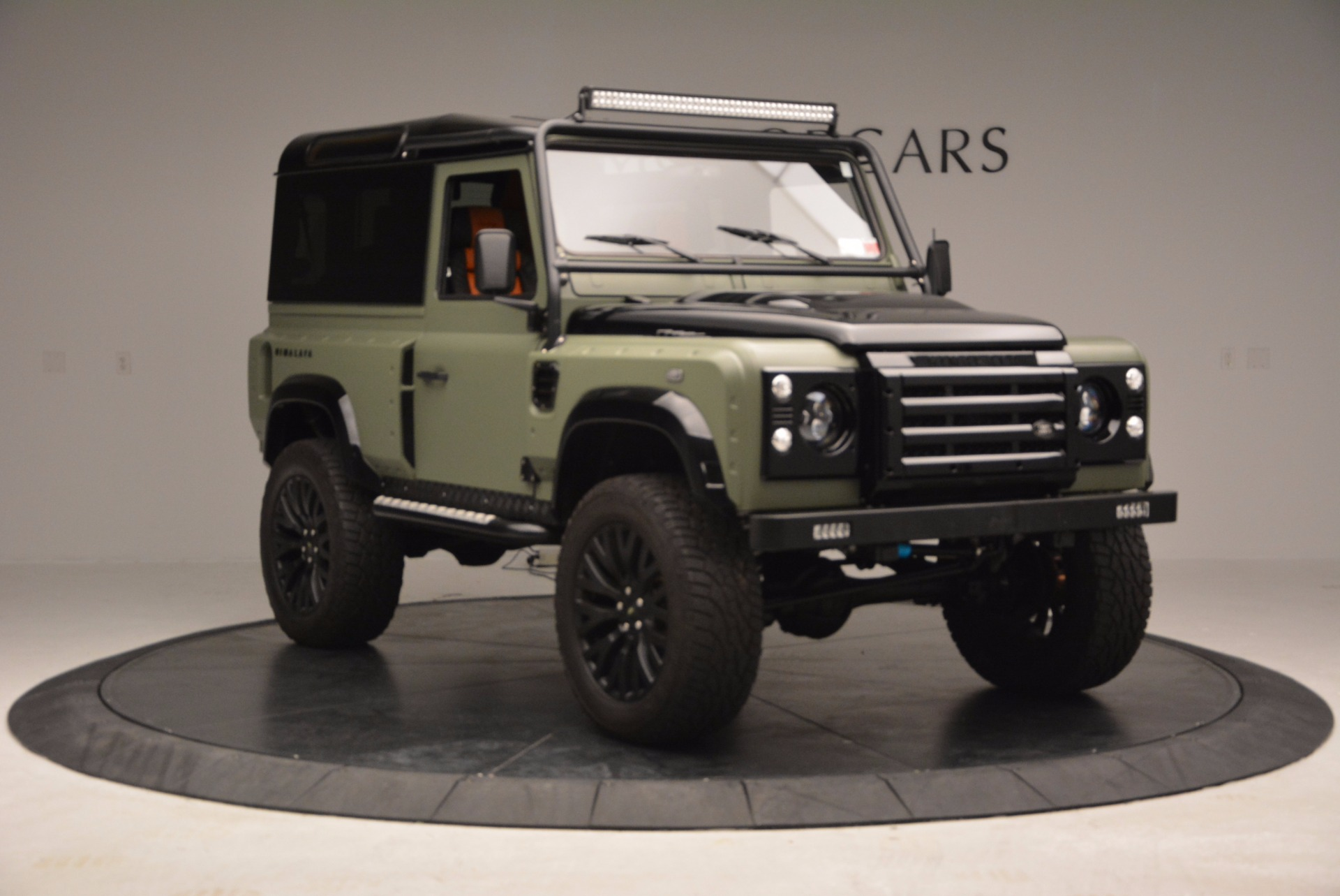 1997 Land Rover Defender 90 Stock 6967C for sale near Greenwich