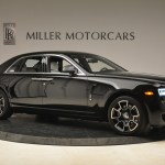 Pre Owned 2017 Rolls Royce Ghost Black Badge For Sale Miller Motorcars Stock R454