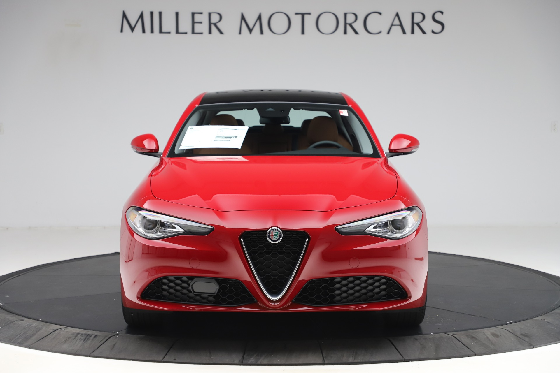 New 2020 Alfa Romeo Giulia Q4 For Sale ($46.395) | Miller Motorcars Stock #L757