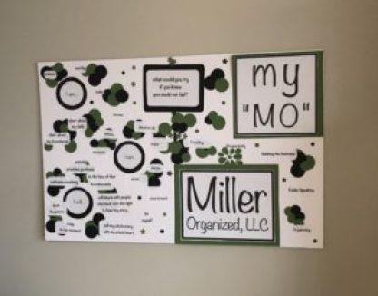 Melinda Miller Vision Board