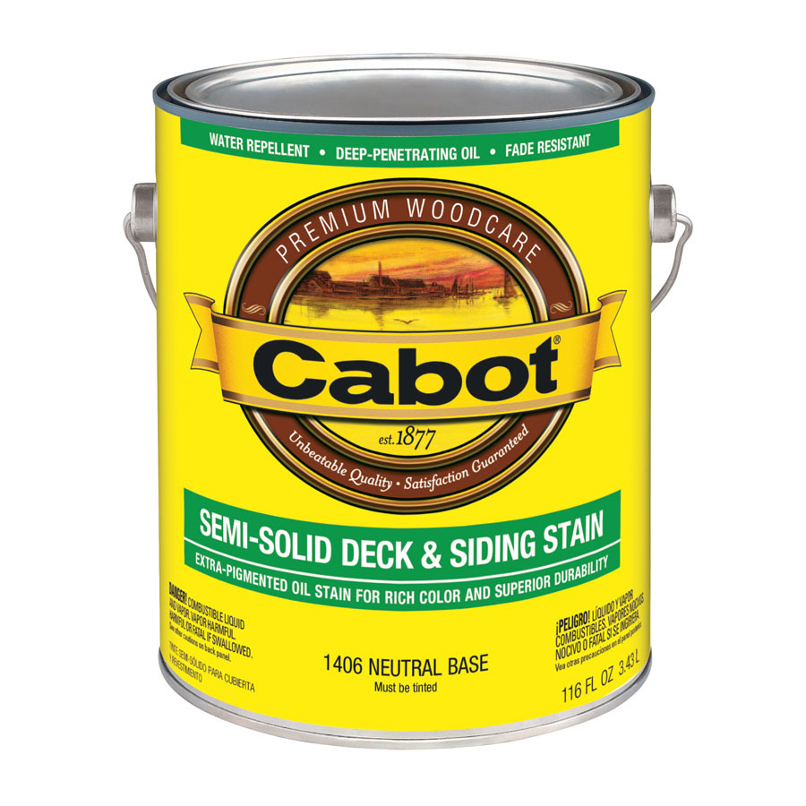 Cabot Semi Solid