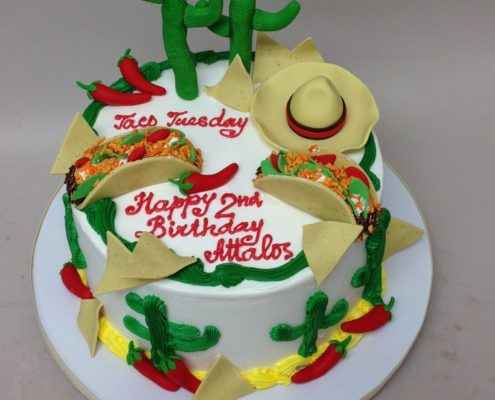 Custom Adult Birthdays Millers Bakery