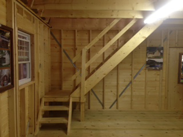 HiLoft Porch Barn Style