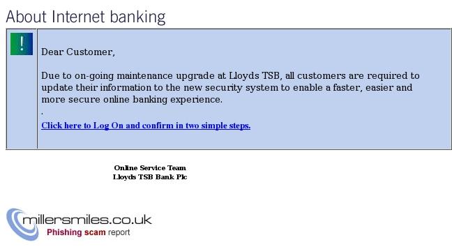 Lloyds Bank Online