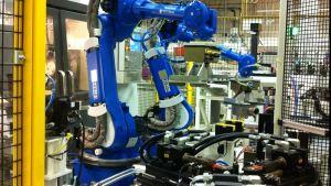 Motoman Robot Integration