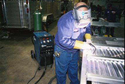 mig welding aluminum important