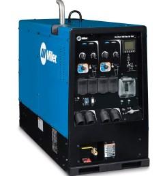 miller welder generators engine driven welders and machines millerwelds [ 3588 x 4141 Pixel ]