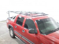 Chevy avalanche ladder rack | MillerWelds