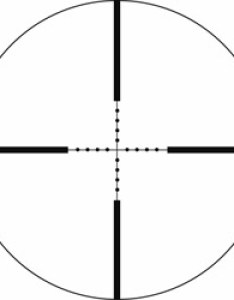 Reticle final  although  mil dot is mils high and wide only the lower are used as holdover points also millett shooting tips rh millettsights