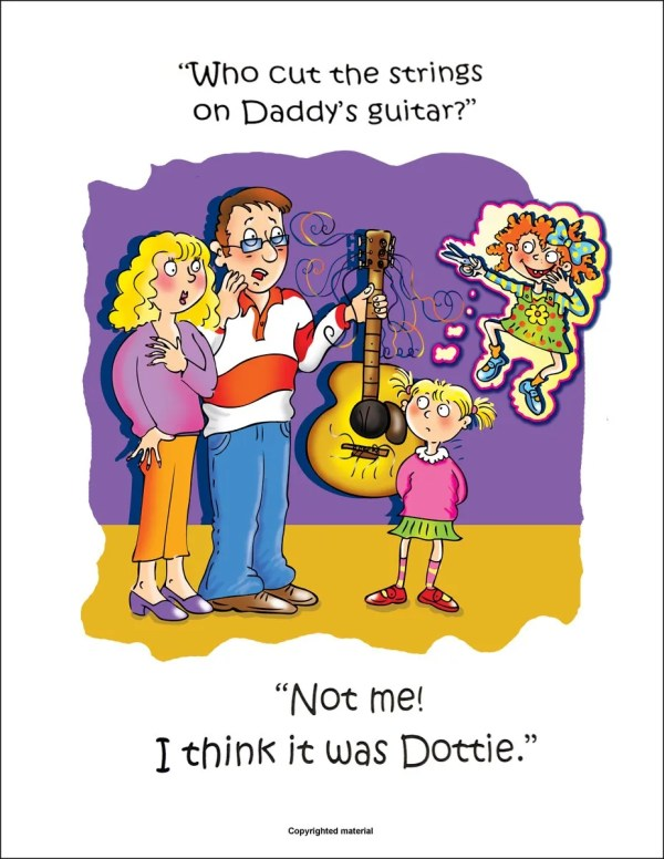 Dottie Did It - John Dabell - page 1