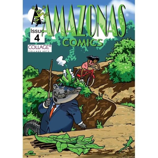 Amazonas Issue 4